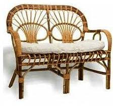 divanetti vimini divanetto vimini