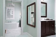 Aqua Color Bathroom Ideas by I The Light Aqua Walls And Wood In This Bathroom