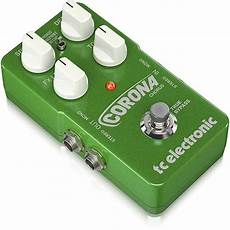 Tc Electronic Corona Chorus With Toneprint Russo
