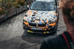 2018 BMW X2 Revealed 2020 Audi Q8 Spotted Ferrari And