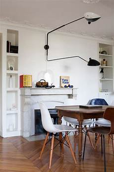 Scandinavian Parisian Apartments In a parisian apartment with a scandinavian twist design sponge