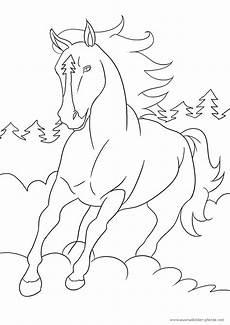 bibi und tina ausmalbilder pferde 07 malvorlagen pferde