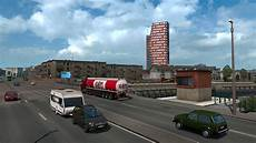 truck simulator 2 s quot beyond the baltic sea quot map
