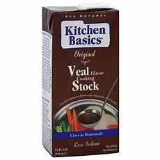 Kitchen Basics Veal Stock Review kitchen basics veal cooking stock 32 oz walmart