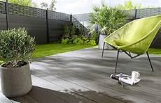 lame de terrasse en composite castorama terrasse grise