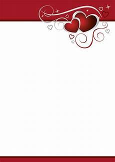 motivpapier briefpapier rote herzen hochzeit liebe