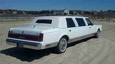 auto air conditioning repair 1986 lincoln town car navigation system sell used 1986 lincoln town car limousine in buzzards bay massachusetts united states for us