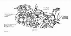 2001 tahoe engine diagram i a 2001 chev blazer with a v 6 engine the service engine light is on and code p0440 comes