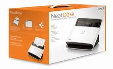 neat desk desktop scanner digital filing system nd 1000 pc mac ebay
