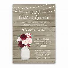 Invitations For Wedding Reception
