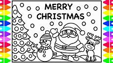 merry everyone coloring pages for
