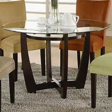 Bases For Glass Dining Room Tables dining table bases for glass tops homesfeed