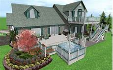 like the circular landscaping with images house design games design your own home
