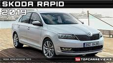 2019 Skoda Rapid Review Rendered Price Specs Release Date