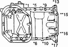 small engine repair training 2008 hyundai santa fe navigation system repair guides engine mechanical components oil pan autozone com