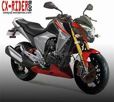 Modifikasi Megapro New by Modifikasi Honda New Megapro Cxrider