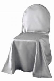 vancouver wedding and event chair cover rental silver