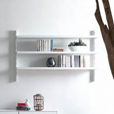 scaffale alluminio scaffale a muro in alluminio e acciaio design moderno big 39