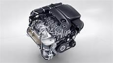A Klasse Motoren - new diesel om654 mercedes