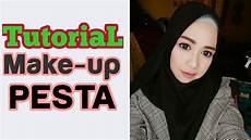 Simple Tutorial Make Up Ke Pesta Undangan Pernikahan Ala