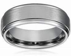 8mm men titanium wedding ring band comfort fit size 16 ebay