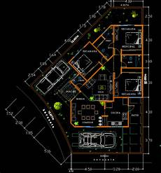 autocad 2d plans for houses house 2d dwg plan for autocad designscad