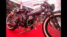Cub Honda Grand by Custom Choppy Cub Honda Astrea Grand Modifikasi