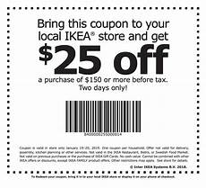 new ikea coupon knocks 25 purchases of 150 or more