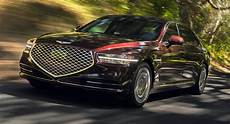 restyled 2020 genesis g90 launches in u s with turbo v6 and 5 0l v8 carscoops