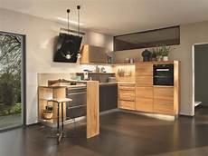 küche mit holz k 252 che l1 holz kernbuche natur ge 246 lt in 2019 k 252 che holz