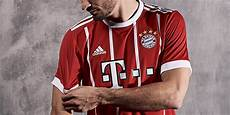 Bayern Munich Launch 2017 18 Home Jersey Soccer365