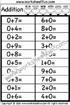 addition worksheets with zero 9669 addition 1 digit free printable worksheets worksheetfun