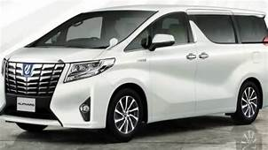 2020 Toyota Alphard Review Specs Redesign  2018 2019