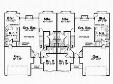duplex house plans with garage duplex plans garage basement home desain house plans