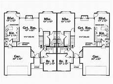 duplex house plans with garage duplex plans garage basement home desain house plans