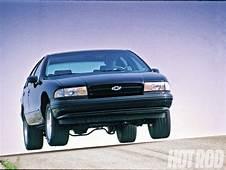 Inside The '94 '96 Chevrolet Impala SS  Hot Rod Magazine