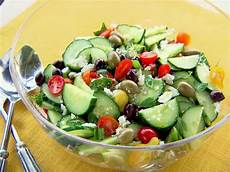 different types of salad steemit