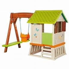 maison de jardin enfant d occasion smoby maison foresti 232 re enfant cabane portique achat