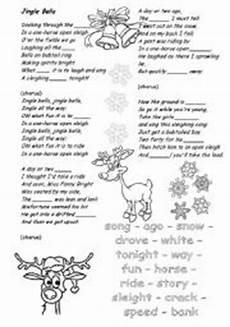jingle bells worksheets