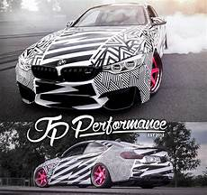 Jp Performance Bmw M4 Autofolierung