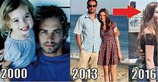 Now That She S All Grown Up Paul Walker S Is