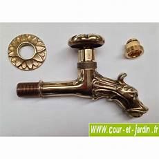 robinet pour fontaine extérieure robinet laiton type colvert fontaines de jardin cour et