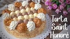 Ricetta Delle Meringhe Di Benedetta   torta saint honor 201 ricetta facile di benedetta quot fatto in casa per voi quot su food network canale