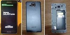 reported photos of samsung galaxy alpha leaked show