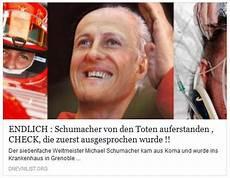 Michael Schumacher Schumi Den Toten Auferstanden Das