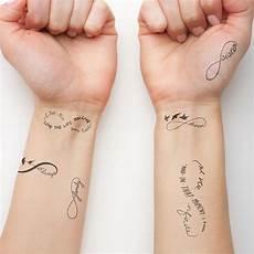 Infinity Symbol Set Temporary Set Of 6 By Tattify