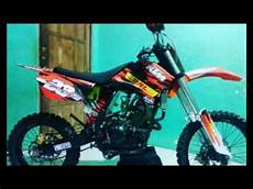Modifikasi Motor Cb150r Jari Jari by Modifikasi Motor Honda Cb150r Modif Trail Gastrack