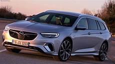 Opel Insignia Sport Tourer All New Opel Insignia Gsi Sports Tourer 2019 Review