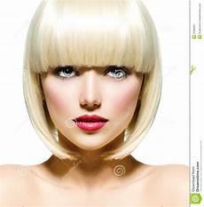 fashion beauty portrait stock image image of lipstick