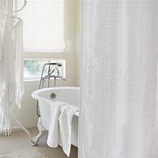 Boho Embroidered Shower Curtain At Ashwell Shabby